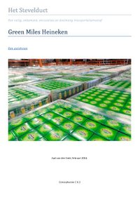 Green Miles rapport